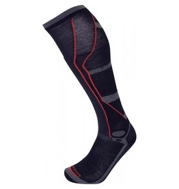 LORPEN LORPEN SKI SOCK MENS T3 SKI SUPERLIGHT BLACK