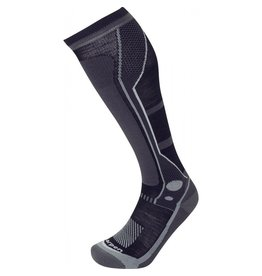 LORPEN LORPEN SKI SOCK MENS T3 SKI LIGHT BLACK