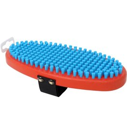 SWIX SWIX BRUSH BLUE NYLON OVAL