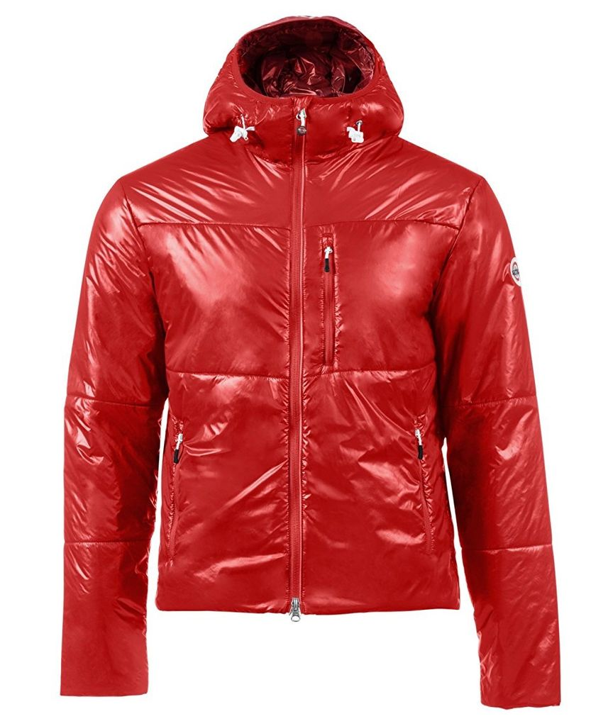 ARCTICA ARCTICA 2019 SKI JACKET YOUTH SCRAMBLER HOODIE RED