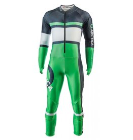 ARCTICA ARCTICA RACE SUIT YOUTH RACER GS MIDNIGHT/LIME