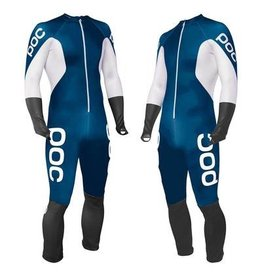 POC POC 2018 RACE SUIT SKIN GS JUNIOR BLUE/WHITE
