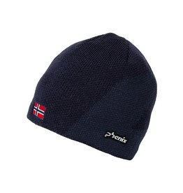 PHENIX PHENIX 2018 BEANIE NORWAY ALPINE TEAM JUNIOR KNIT NAVY