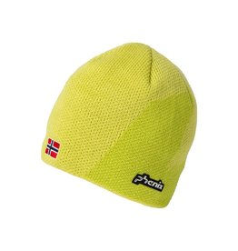 PHENIX PHENIX 2018 BEANIE NORWAY ALPINE TEAM KNIT LIME