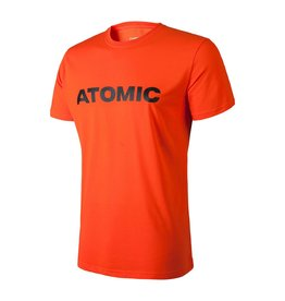 ATOMIC ATOMIC T-SHIRT ALPS BRIGHT RED