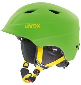 UVEX UVEX 2019 SKI HELMET AIRWING 2 PRO APPLEGREEN MAT