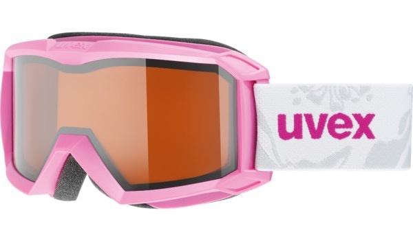 UVEX UVEX 2018 SKI GOGGLE FLIZZ LG ROSE MAT