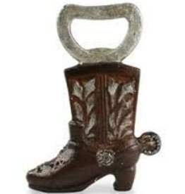 Homart Cowboy Boot Bottle Opener
