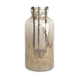 Imax Worldwide Jenay Large Jar Lantern