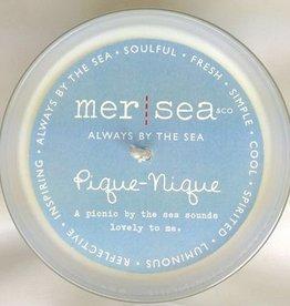Mer-Sea Pique Nique Sandbag Candle