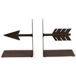 Foreside Home & Garden Arrow Book Ends