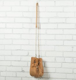 Canoe Drawstring Cross-Body