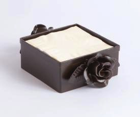 High Quality Napa Home And Garden Rose Cocktail Napkin Holder