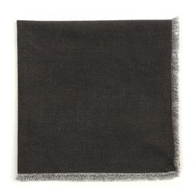 Napa Home and Garden Dark Gray Bistro Napkin
