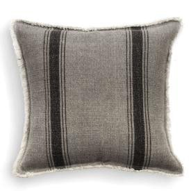 Lovely Napa Home And Garden Bistro Striped Pillow