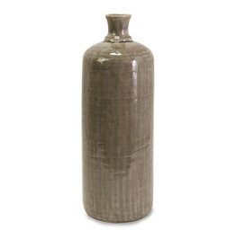 Imax Worldwide Kempton Large Gray Jar