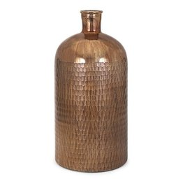 Imax Worldwide Marine Large Copper Glass Jug