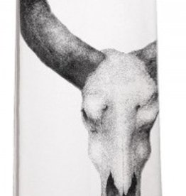 Mary Lake Thompson Cow Skull Towel