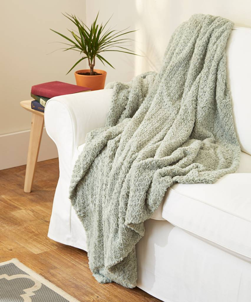 Bedford Cottage Marquise Throw - Patina