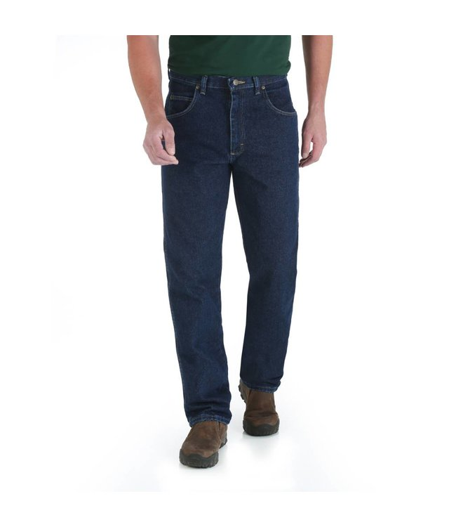 Wrangler Relaxed Fit Jeans Rugged Wear® 35001AN