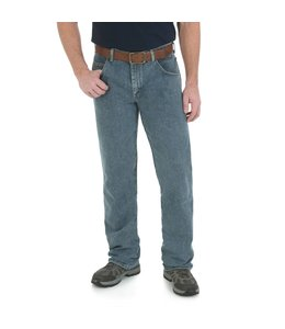 Wrangler Relaxed Straight Jeans Rugged Wear® Advanced Comfort 31050BI