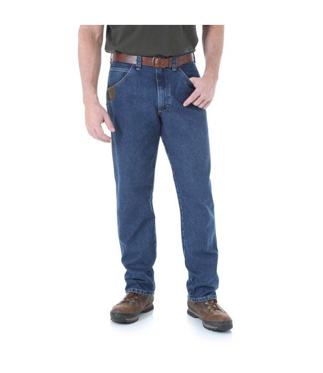 Wrangler Five Pocket Jeans RIGGS WORKWEAR®  With Cool Vantage™ 3WCV5DS