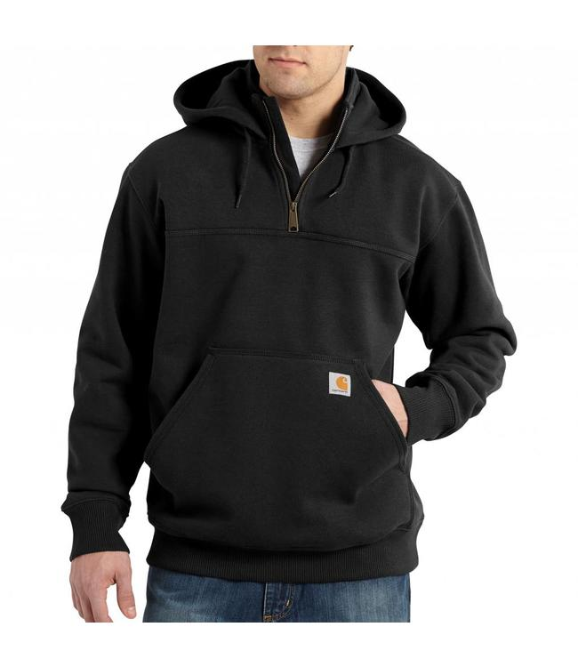 Carhartt Sweatshirt Hooded Zip Mock Rain Defender® Paxton Heavywight 100617