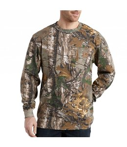 Carhartt Long-Sleeve T-Shirt Realtree XTRA® Camo K285