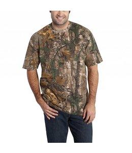 Carhartt K287 Camo Short-Sleeve T-Shirt