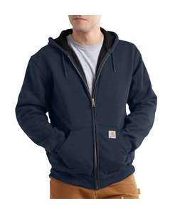 Carhartt Sweatshirt Rain Defender® Rutland Thermal-Lined Hooded Zip-Front 100632