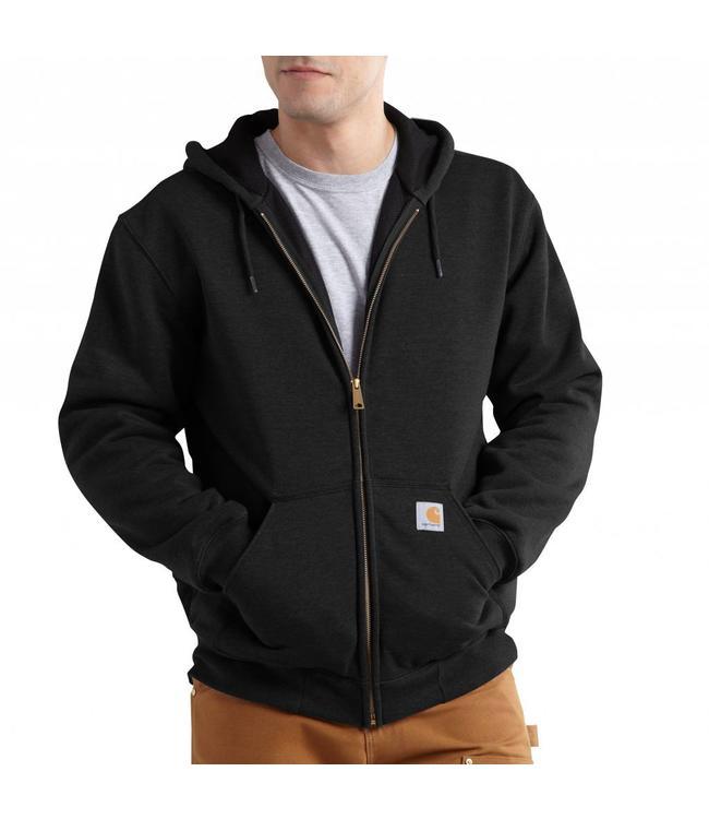 Carhartt Sweatshirt Rain Defender® Rutland Thermal-Lined Hooded Zip-Front 100632
