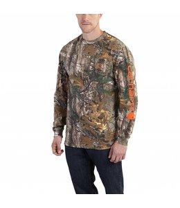 Carhartt 101776 Workwear Graphic Camo Sleeve Long Sleeve T-Shirt