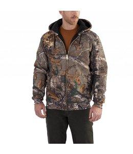 Carhartt Sweatshirt Rain Defender® Avondale Midweight Camo 3 Season 102276
