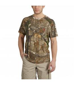 Carhartt 101543 Carhartt Force® Cotton Delmont Camo Short-Sleeve T-Shirt
