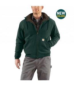 Carhartt 100072 Collinston Brushed Fleece Sherpa-Lined Sweatshirt