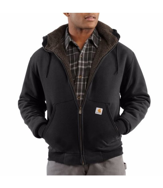 Carhartt Sweatshirt Collinston Brushed Fleece Sherpa-Lined 100072