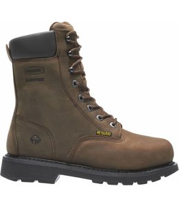 "Wolverine Work Boot Mckay Waterproof Steel-Toe EH 8"" W05680"