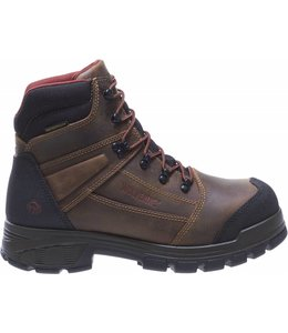 "Wolverine Work Boot Renton LX Waterproof Composite Toe 6"" EH W10505"