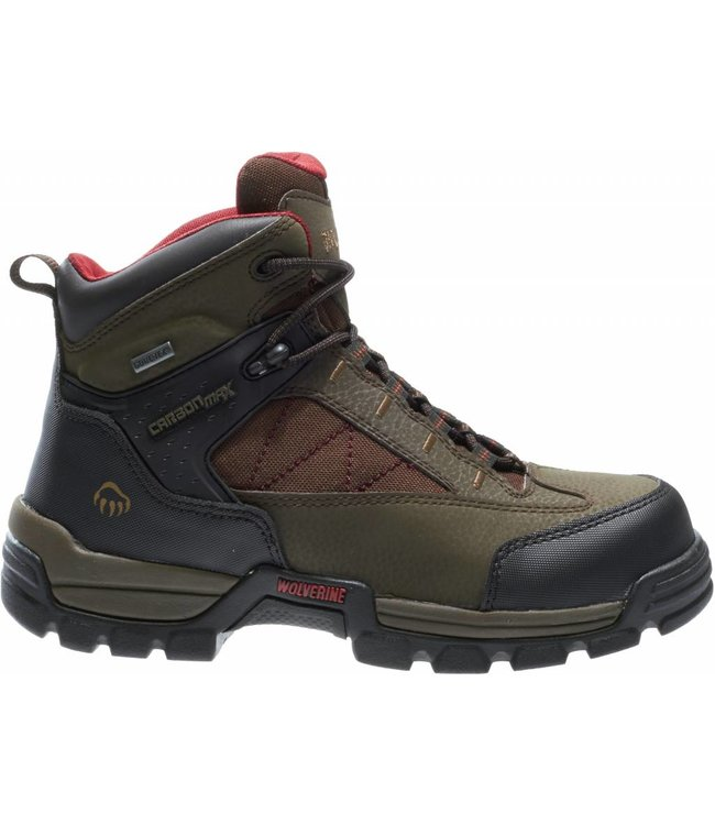 "Wolverine Work Boot Amphibian Composite-Toe EH Waterproof 6"" W02362"