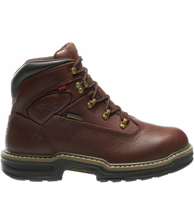 "Wolverine Boot Buccaneer Waterproof 6"" W04821"
