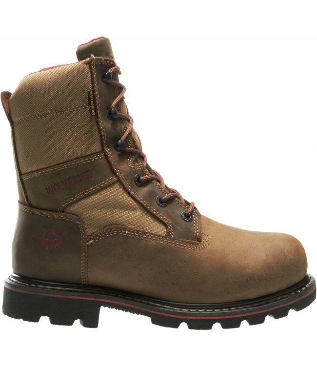 "Wolverine Hunting Boot Novack Waterproof Insulated 8"" W30096"
