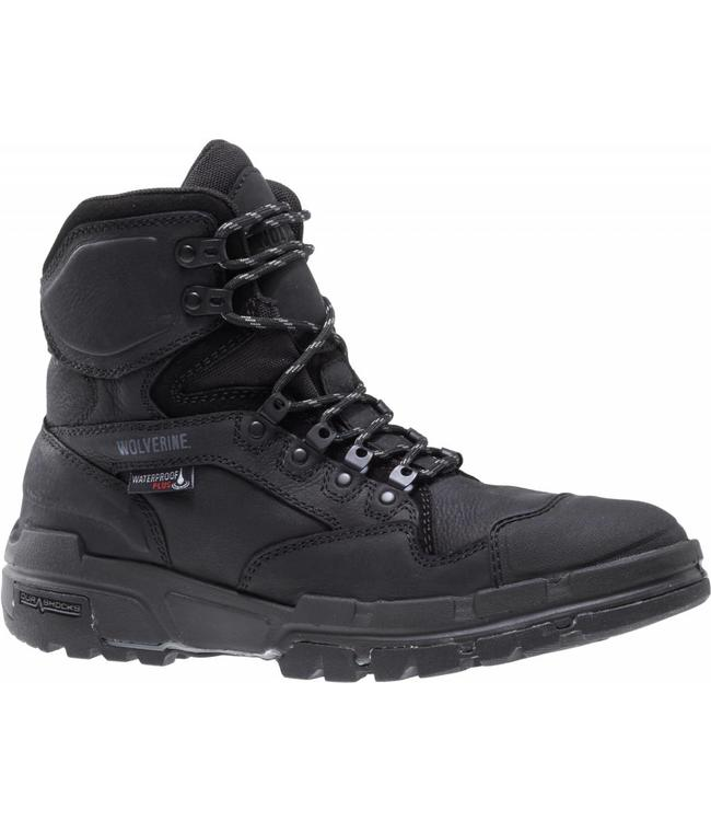 "Wolverine Boot Legend Durashocks Soft Toe 6"" W10635"