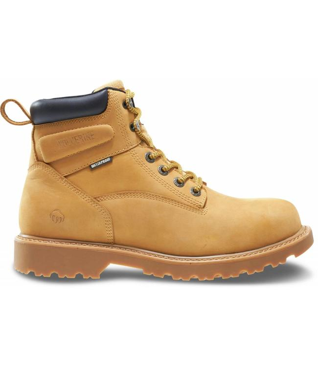 "Wolverine Work Boot Floorhand 6"" Waterproof W10642"