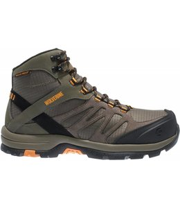 Wolverine Hiking Boot Fletcher Mid Waterproof Carbonmax EH W10492