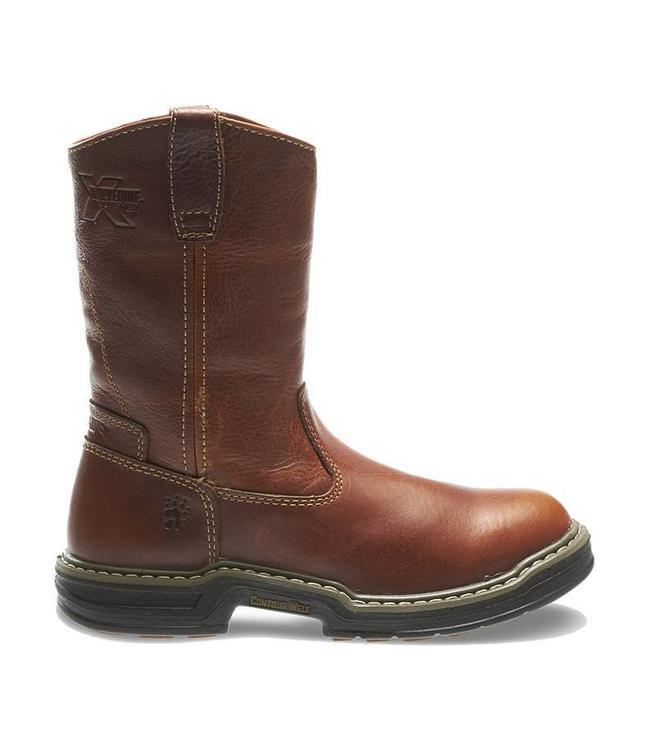 """Wolverine Work Boot Raider 10"""" Wellington W02429"""
