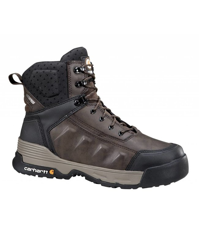 Carhartt Work Boot Carhartt Force®, 6 Inch, Brown CMA6046