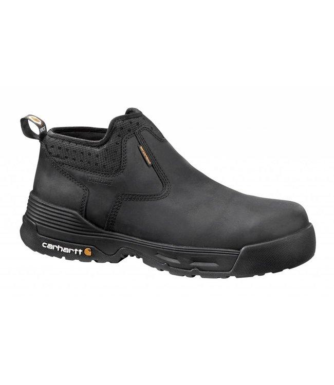 Carhartt Slip On Carhartt Force® 4 Inch Black Waterproof CMA4311