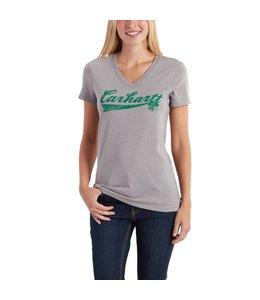 Carhartt 102606 Lockhart Graphic Carhartt Shamrock T-Shirt