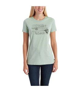 Carhartt 102467 Wellton Short-Sleeve Graphic T-Shirt