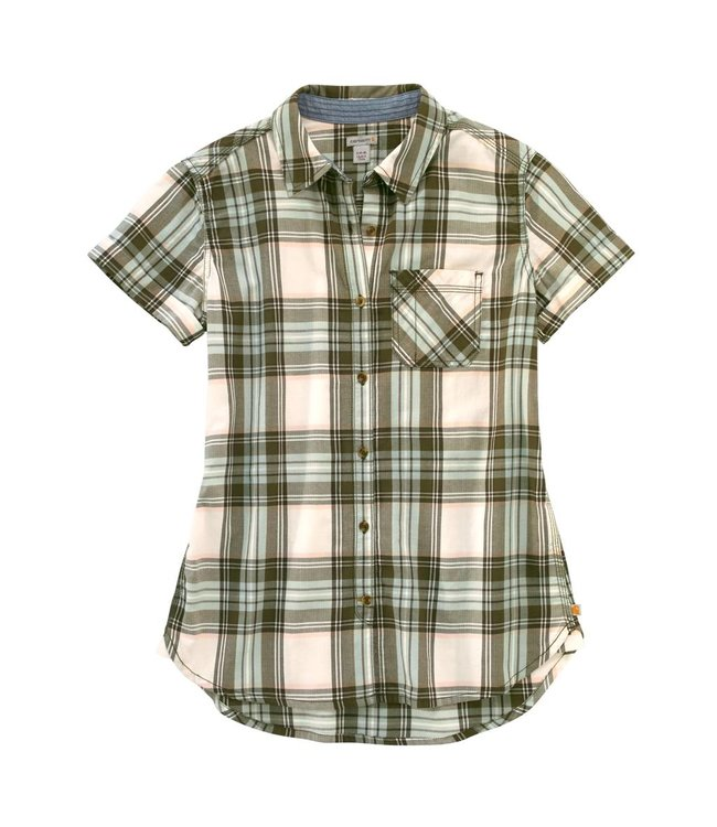 Carhartt Short-Sleeve Shirt Dodson 102474